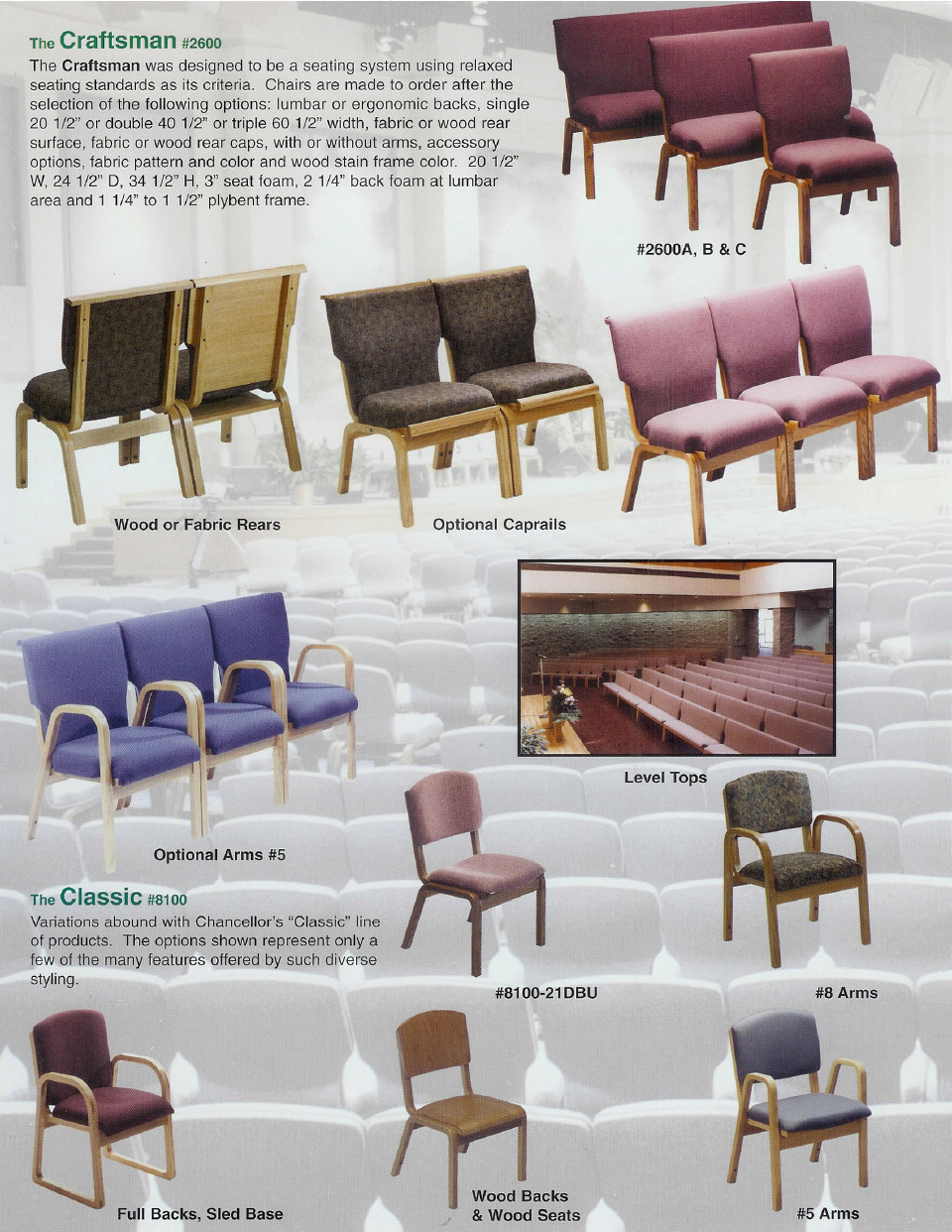 Chancellor Catalog Wood 2